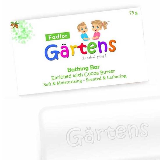 Fadlor Gartens Bathing Bar For Children (75 G)