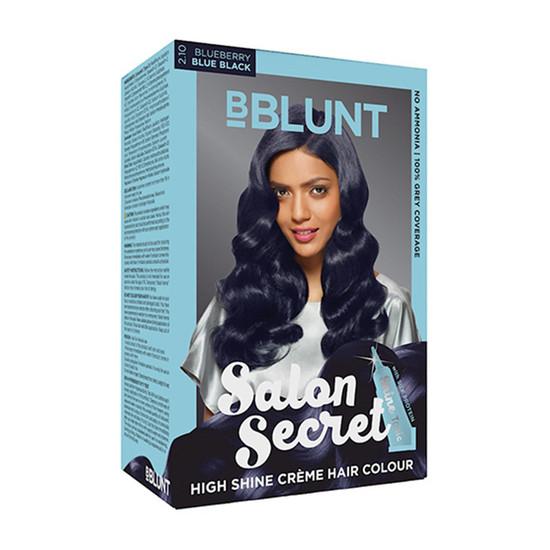 Bblunt salon secret high shine creme hair colour best for Bblunt salon secret