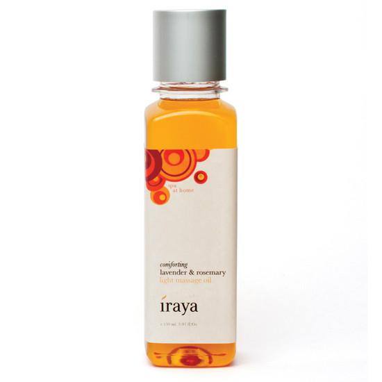 Iraya Comforting Lavender & Rosemary Light Massage Oil (150 Ml)