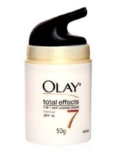 Olay Total Effects Anti-ageing Cream Normal SPF 15 (50 g)