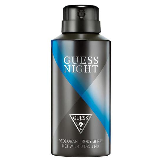 Guess Night Homme Deodorant Body Spray For Men (150 Ml)