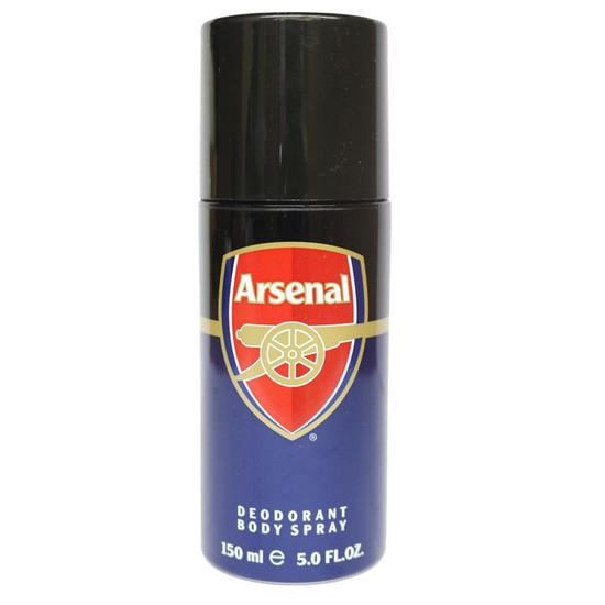 Arsenal Blue Deodorant Body Spray For Men (150 Ml)
