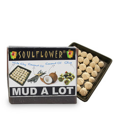 Soulflower Soap Mud A Lot (150 g)