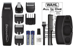 Wahl Groomsman All In One Battery Trimmer Black 5537-3024