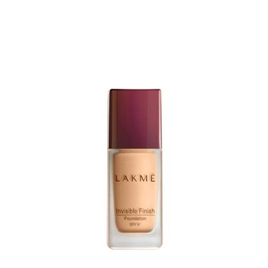 Lakme Invisible Finish Foundation 25 Ml