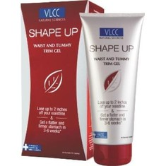 VLCC Shape Up Waist and Tummy Trim Gel (100 gm)