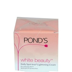 Pond's White Beauty Daily Spot-less Lightening Cream (25 g)