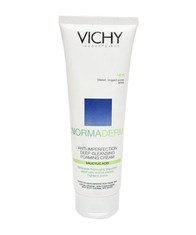 Vichy Normaderm Deep Cleansing Foaming Cream (125 ml) (Pack of 2)