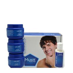 Buy Vedic Line Mustt Facial Kit For Men Online Vedic Line