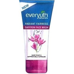 Everyuth Radiant Fairness Saffron Face Wash (50 G)