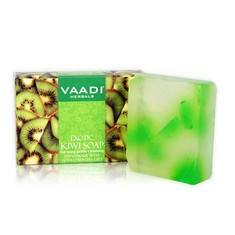 Vaadi Herbals Exotic Kiwi Soap With Green Apple Extract (75 g)