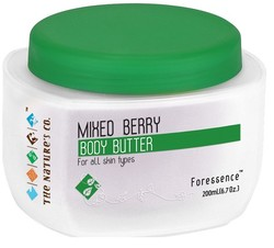 The Natures Co. Mixed Berry Body Butter (200 Ml)