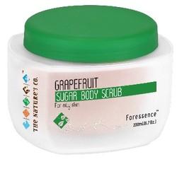 The Natures Co. Grapefruit Sugar Body Scrub (200 Ml)