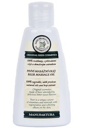 Manufaktura Home Spa Herbal Beer Spa Massage Oil With Hop Extract (160 Ml)