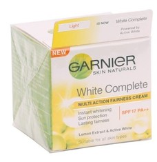 Garnier White Complete Multi Action Fainess Cream (40 g)