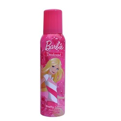 Barbie Deodorant Pretty And Pink (150 Ml)