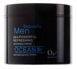 O3+ Men Sea Powerful Refreshing Whitening Cream (300 Ml)