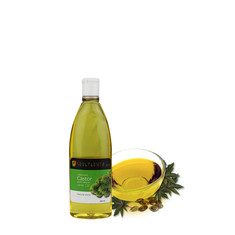 Soulflower Cold Pressed Castor Carrier Oil (200 Ml) (Pack Of 2)
