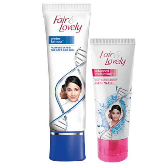 Fair & Lovely Winter Fairness Face Cream (50 G) + Free Advanced Multi Vitamin Face Wash (20 G)