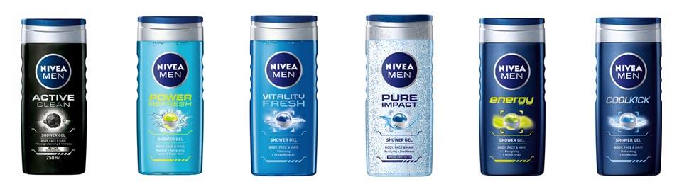 buy nivea men vitality fresh shower gel 250 ml online nivea men shower gels. Black Bedroom Furniture Sets. Home Design Ideas