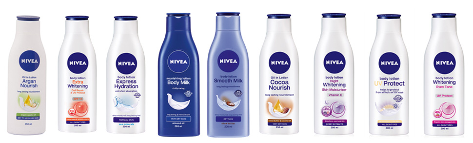 Nivea Body Body Milk (200 ml)